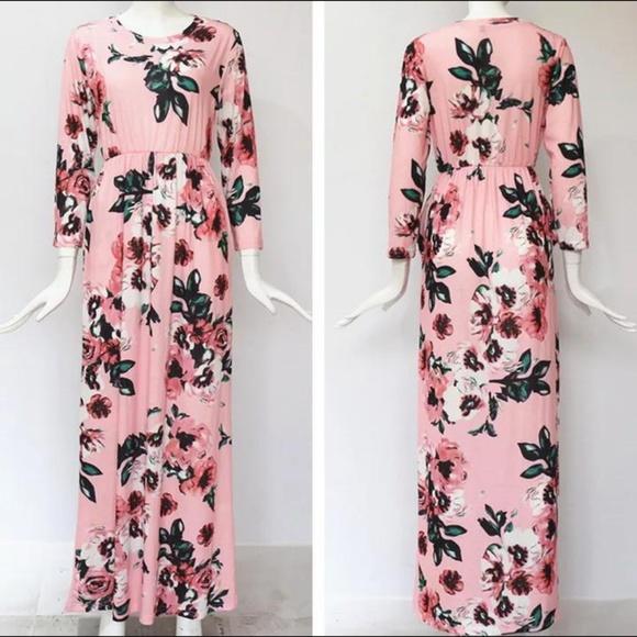 Dresses & Skirts - Maxi Summer Dress